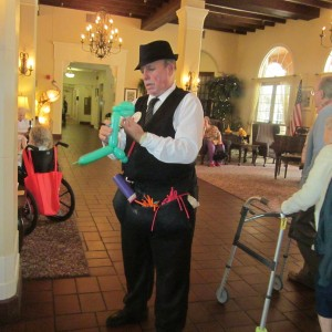 Joe The Balloon Dude - Balloon Twister / Outdoor Party Entertainment in Englewood, Florida