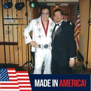 Joe'Elvis'Borelli & The Reflections - Elvis Impersonator in Rock Hill, South Carolina