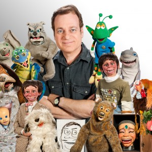 Joe Gandelman Comic Ventriloquist & Friends - Ventriloquist in San Diego, California