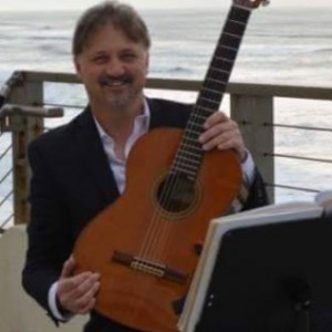 Joel Monte Mahan - Classical Guitarist in San Francisco, California