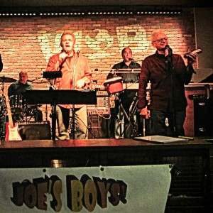 Joe's Boys - Pop Music in Albany, New York