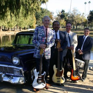 Joey and His Showmen - Surfer Band / 1950s Era Entertainment in Riverside, California