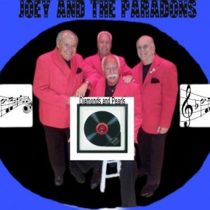 Joey And The Florida Paradons - Doo Wop Group in Delray Beach, Florida