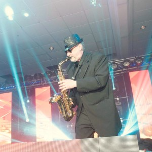 Joey the Sax Man - Saxophone Player / Woodwind Musician in Montreal, Quebec