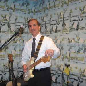 John Baragone  One-Man-Band - Singing Guitarist in Bloomfield, New Jersey