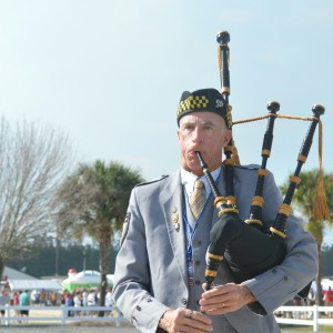 John Bottomley, Champion Piper - Bagpiper in Bethlehem, Pennsylvania