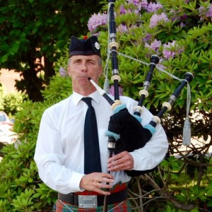 John Chalmers - Bagpiper / Wedding Musicians in Bethel, Connecticut