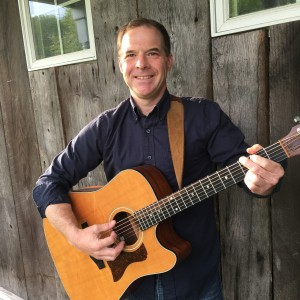 John Demers - Singing Guitarist in Uxbridge, Massachusetts