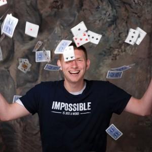 John Duke Logan - Corporate Magician / Corporate Event Entertainment in Boston, Massachusetts