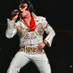 John Elvis and Jonathan Cash - Elvis Impersonator in Elgin, Illinois