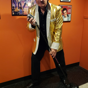 John 'Elvis' Peterson - Elvis Impersonator in Schaumburg, Illinois