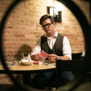 John Freyek Mentalism - Mentalist / Tarot Reader in Chicago, Illinois