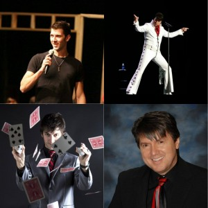 John Greene - Hypnotist / Elvis Impersonator in Charlotte, North Carolina