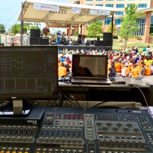 John Hoekenschnieder - Sound Technician in Huntsville, Alabama