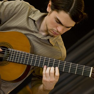John Kramer - Classical Guitarist in Austin, Texas