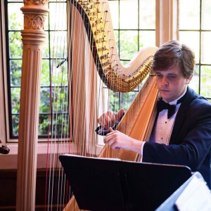 John McColley, Harpist - Harpist in Berea, Ohio