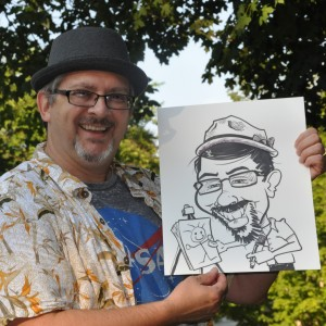 John McNeish Caricature Artist - Caricaturist in Charlotte, North Carolina
