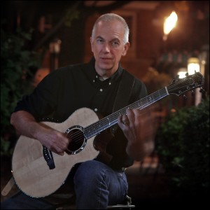 John Morgan - Acoustic Guitar
