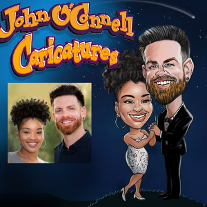 Caricatures by John O'Connell - Caricaturist / Family Entertainment in Kingston, Pennsylvania
