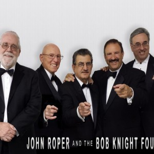 JOHN ROPER and the BOB KNIGHT FOUR - Doo Wop Group in Farmingdale, New York