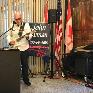 John Ruman - Singing Guitarist / Pop Music in Niles, Ohio