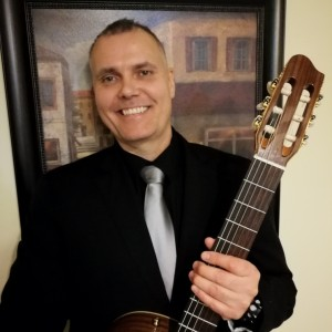 John Taylor - Guitarist / Classical Guitarist in London, Ontario
