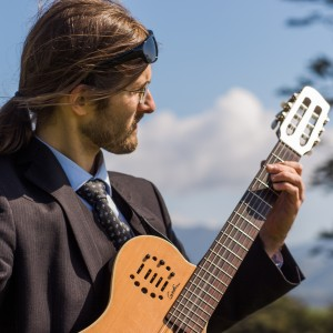 John Wayland Harr - Guitarist / Classical Guitarist in Portland, Oregon