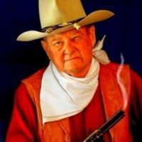 John Wayne Impersonator Dr. Gene Howard - John Wayne Impersonator / Storyteller in Bryan, Texas
