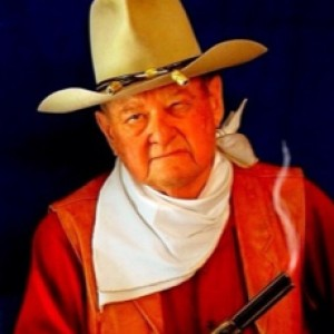 John Wayne Impersonator Dr. Gene Howard - John Wayne Impersonator / Political Speaker in Bryan, Texas