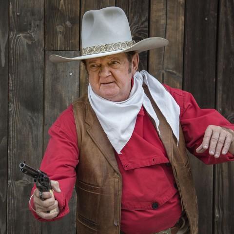 Hire John Wayne Impersonator Jeff Wayne Sutherland