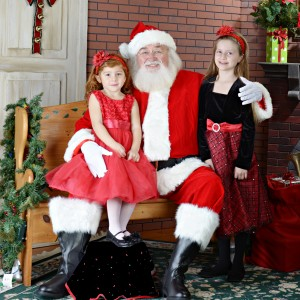 "John ""Your Real Santa"" Gebbie - Santa Claus / Actor in Port Jefferson Station, New York"