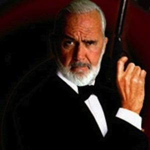 James Bond, Sean Connery Impersonator Lookalike