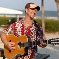 Johnny Breeze - Singing Guitarist / Steel Drum Band in Charleston, South Carolina