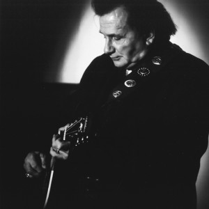 Rock Harley as Johnny Cash - Johnny Cash Impersonator / Country Band in Detroit, Michigan