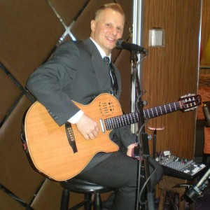 Johnny Champagne - Singing Guitarist in West Palm Beach, Florida