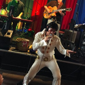 Johnny Elvis and the Crown Electrics - Elvis Impersonator in Cleveland, Ohio