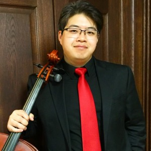 Johnny Mok, Cellist - Cellist in Boston, Massachusetts