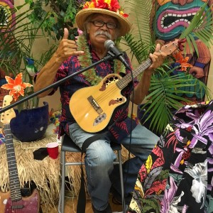 Johnny Kealoha Pal Hawaiian - Polynesian Entertainment - Ukulele Player / Hawaiian Entertainment in Torrance, California