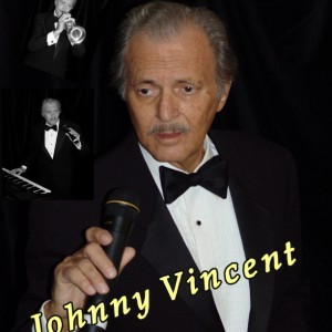 Johnny Vincent - Crooner in Pompano Beach, Florida
