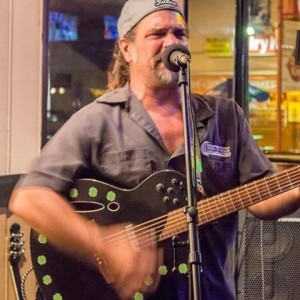 "Johny ""Dred"" Meceli - Singing Guitarist / One Man Band in Weston, Connecticut"