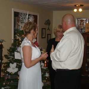 Joined by Dawn - Wedding Officiant in Dennis Port, Massachusetts