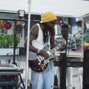 Jojo Romero & Nightshift - Reggae Band in New York City, New York