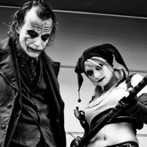 Joker & Harley Agents of Chaos Cosplay - Actor in Hollywood, California