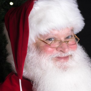 Jolly Old Frank Nicholas - Santa Claus in Kansas City, Missouri