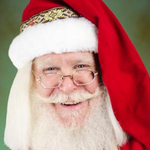 Jolly Old Santa - Santa Claus in Atlanta, Georgia