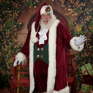 Jolly Santa Ray - Santa Claus in Huntsville, Alabama
