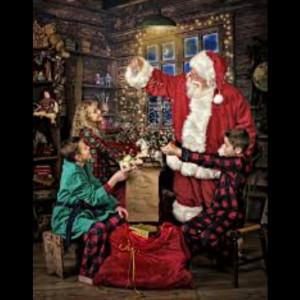Jolly Santa - Santa Claus in Zachary, Louisiana