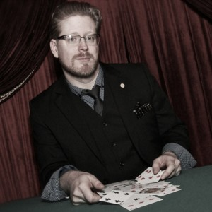 Jon Armstrong - Magician / Actor in Los Angeles, California