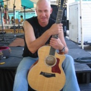 Jon Parrot - Singing Guitarist / Guitarist in Cape Canaveral, Florida