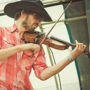 Jonah Byrne - Fiddler in Seattle, Washington